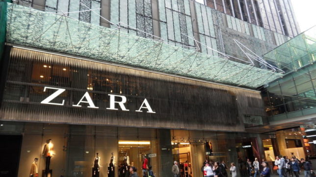Luxury clothing brand Zara launches online store in India