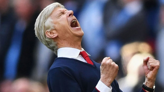 Arsenal loses to referees at Etihad, Arsene Wenger bemoans declining quality of officials