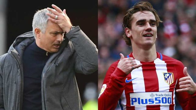 Barcelona to hijack Antoine Griezmann's deal from Manchester United: Reports