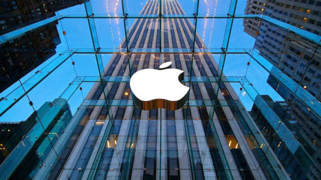 Apple hiring more diverse workers but not women