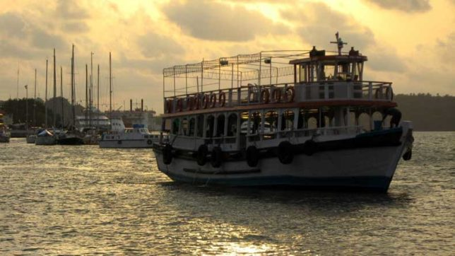 With ferries Goa can be modelled after Venice