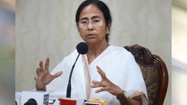 Around 75,000 Indian industrialists turned NRIs after demonetisation, claims CM Mamata Banerjee
