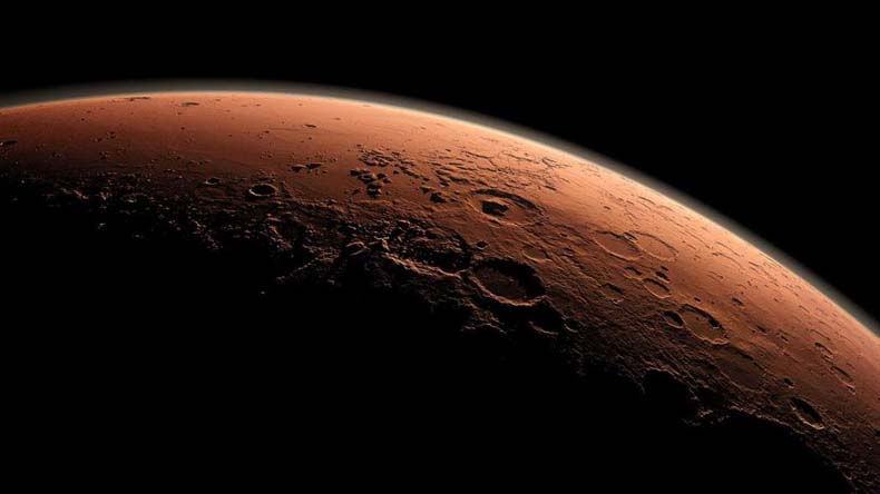 mars, water on mars, sand, dust, research, washington, science news,