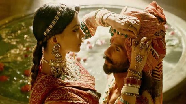 Nothing can stop release of 'Padmavati', says Deepika Padukone