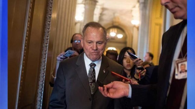 Another woman accuses US senate candidate Roy Moore of sexual assault