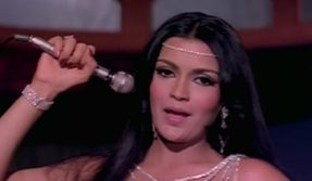 Zeenat Aman — The sensual beauty queen of Indian Cinema: Flashback