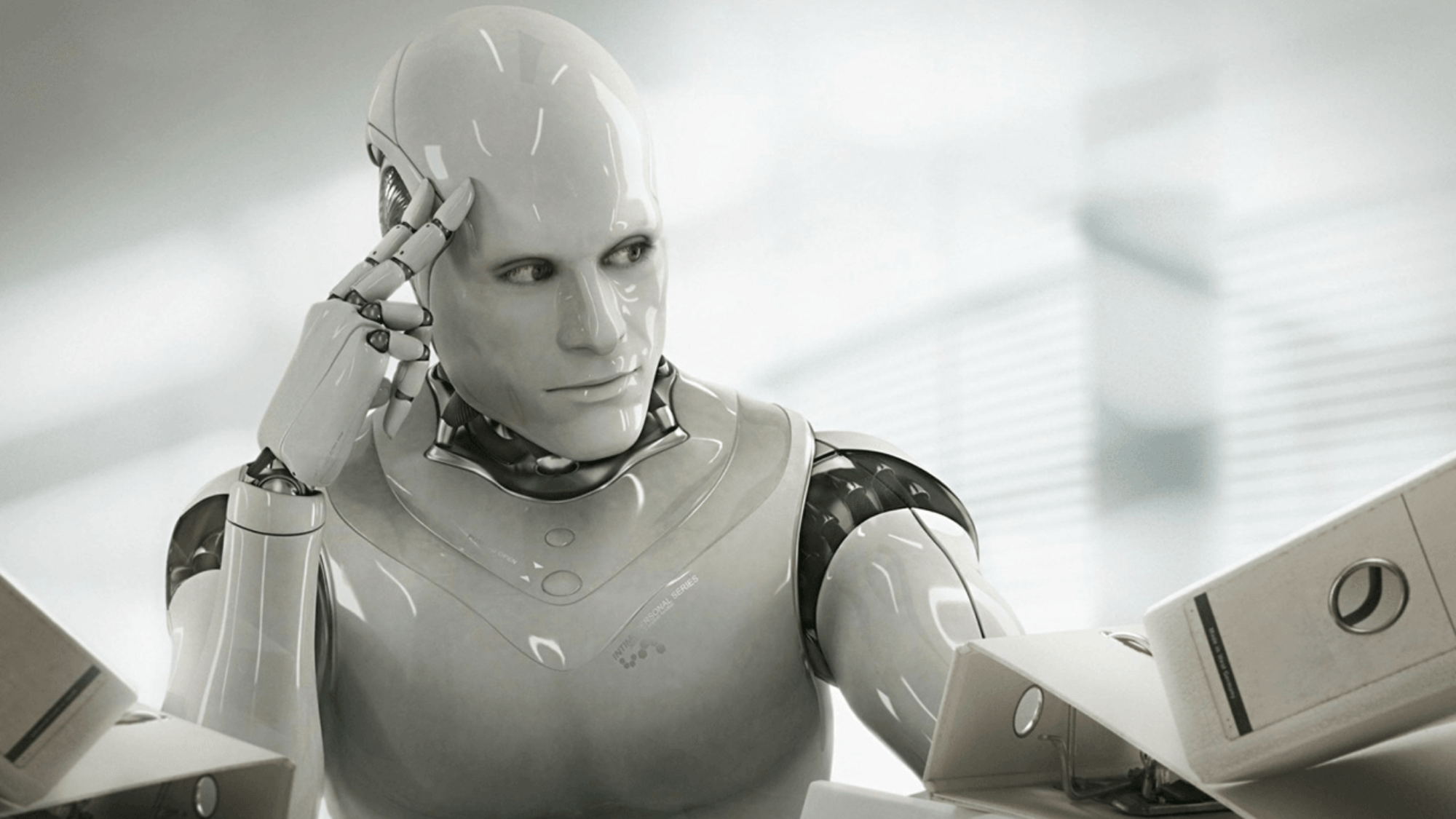 robots vs humans Robots are increasingly becoming a part of our daily life whether it is within our phones with siri, in our cars with gps navigation and voice command, or in our homes with home automation systems, we are all using some form of artificial intelligence.