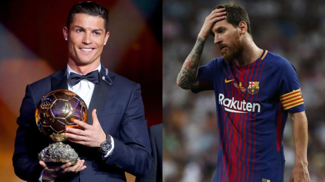 How Cristiano Ronaldo ended Lionel Messi's undisputed domination at Ballon d'Or