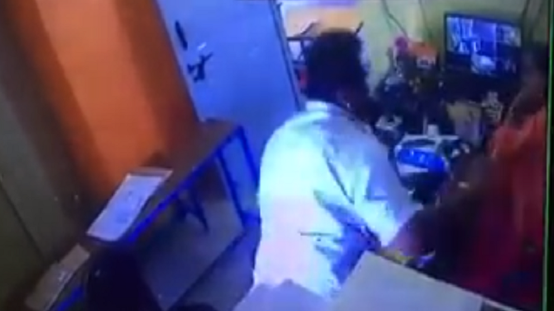 Bengaluru shocker: BJP leader's 'gundagiri' caught on camera