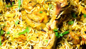 Chicken Biryani the most ordered food item in 2017