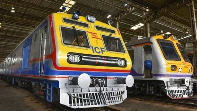 India's first air-conditioned local train to run in Mumbai between Churchgate and Virar on Christmas Day