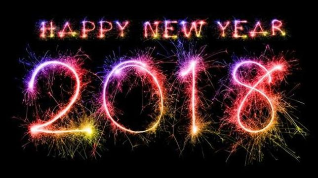 Happy New Year GIF messages and wishes for 2018: WhatsApp messages, new year wishes and greetings, SMS, Facebook posts to wish everyone