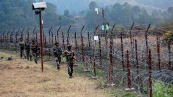 pakistan ceasefire violation, ceasefire violation, ceasefire violation in keri, keri battalion area, keri, keri ceasefire violation, rajouri district, india pakistan border, soldiers killed, indian army, pakistan army,national news
