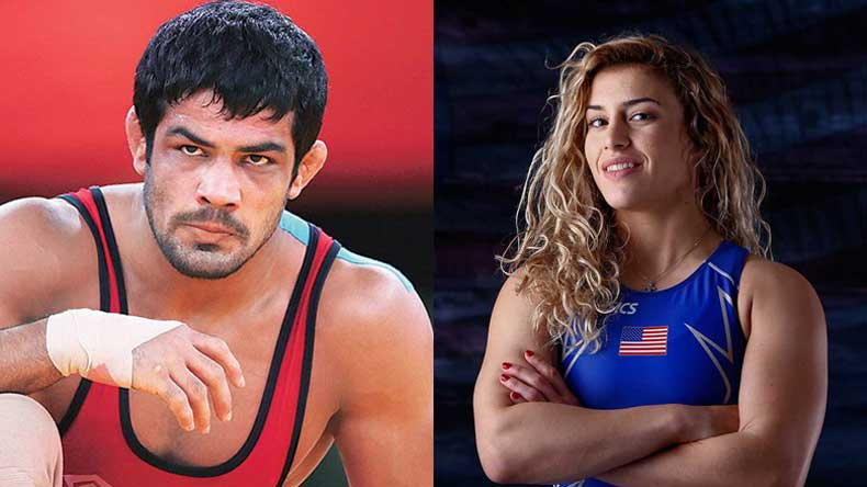 ProWrestlingLeague-season-3-auctionLIVEupdates-Delhi-Sultans-swipe-Sushil-Kumar-for-Rs-55-lakh-Haryana-Hammers-grab-Helen-Maroulis-for-Rs-44-lakh