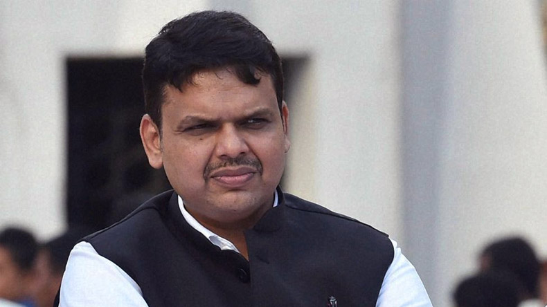 Chopper carrying Devendra Fadnavis force-lands due to overload, no casualties