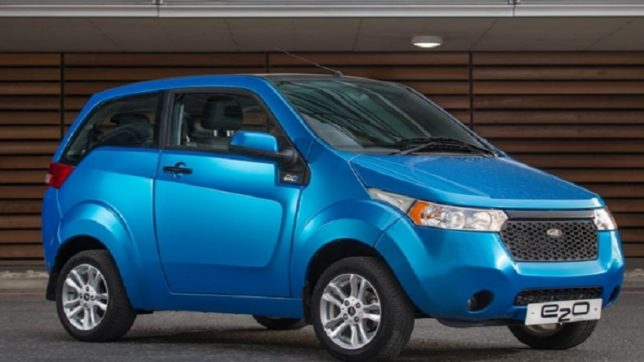 Automobile maker Mahindra's electric cars to empower NGO working for physically challenged