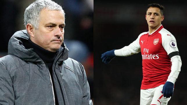 Alexis Sanchez left out of Arsenal sqaud for Bournemouth clash as Manchester United prepare record £350,000-a-week offer