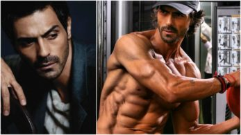 Bollywood's handsome hunk Arjun Rampal has been rated as one of the most hottest and desirable men of Bollywood