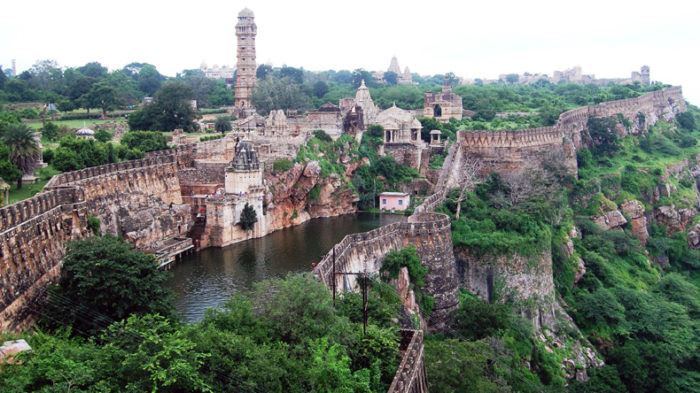 Chittor Fort in Rajasthan shuts down for 2nd time in history as protests against Padmaavat continues