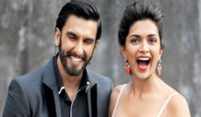 Couple goals! Ranveer Singh can't stop laughing at Deepika Padukone's 'Kone' meme