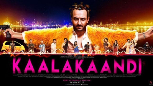 Kaalakaandi Movie Review: India's feeble attempt on black comedy