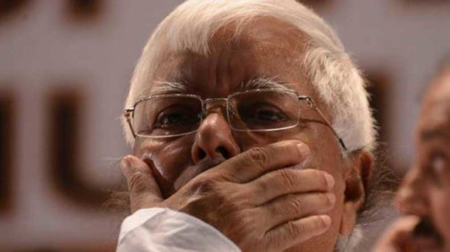 Fodder scam case: Lalu Yadav and Jagannath Mishra sentenced to 5-year jail term