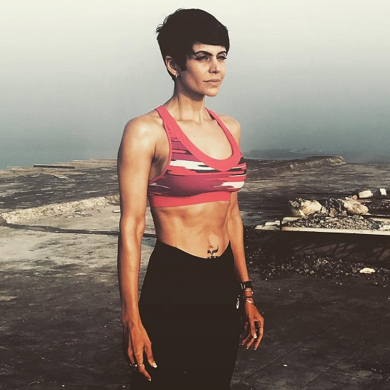 Mandira Bedi Sexy Photo