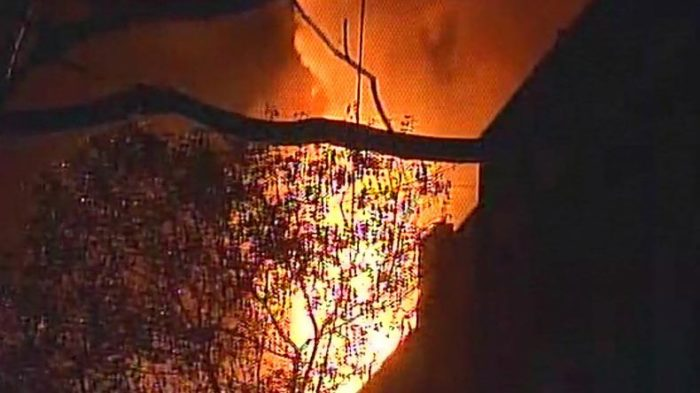 Major fire at Navrang Studio in Mumbai's Lower Parel; no casualties