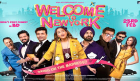 Welcome to New York: Get ready for a laughter ride with Sonakshi Sinha, Diljit Dosanjh, Salman Khan and Karan Johar