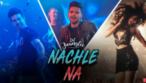 Get the party started with Taapsee Pannu, Saqib Saleem and Guru Randhawa's new song Nachle Na from Dil Juunglee