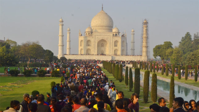Crowd control! Tourist entry at Taj Mahal to be capped at 40,000 a day, each visit max 3 hours