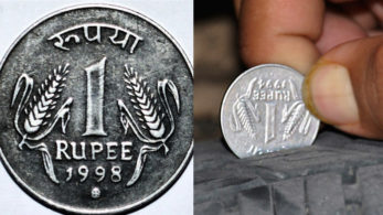 """Prime Minister Narendra Modi demonetised Rs 500 and Rs 1,000 currency notes, now we demonetise the one rupee coin as it's size is similar to 50 paise coin,"" a beggar was quoted as saying"