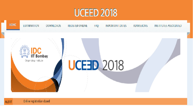 UCEED 2018 Admit cards released, exam will be conducted on 20 January 2018