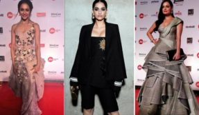 63rd Filmfare Awards 2018: Best dressed celebrities on the red carpet