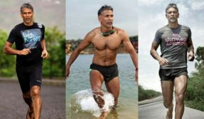 Milind Soman asks for company on a 7-hour marathon, Twitterati have the best reactions