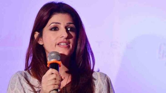 Twinkle Khanna invited to deliver an inspirational speech at Oxford University on menstural hygiene