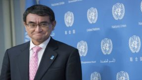 Vancouver: Japanese Foreign Minister Taro Kono warns against North Korea's 'charm offensive'