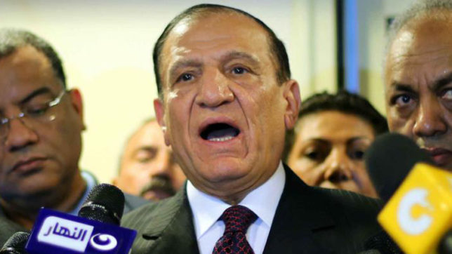Egypt election 2018: Election authority excludes ex-army chief Sami Anan from voters database
