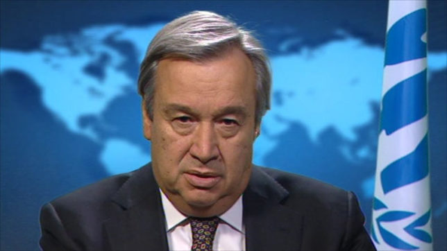 United Nations chief Antonio Guterres to convene counter-terrorism summit