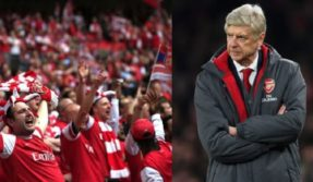 Arsenal earn highest through fans yet Wenger insists they can't match finances of top clubs