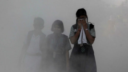Air quality improves in National Capital Region, so does visibility