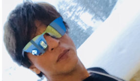 Shah Rukh Khan requests selfies with Cate Blanchett, Elton John in Davos