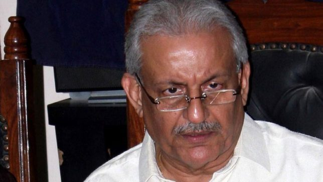 US, Israel, India nexus is a major threat to Muslim World: Pakistan Senate Chairman Raza Rabbani