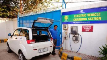 Karnataka will purchase 640 electric vehicles under the Central government's Fame India subsidised scheme
