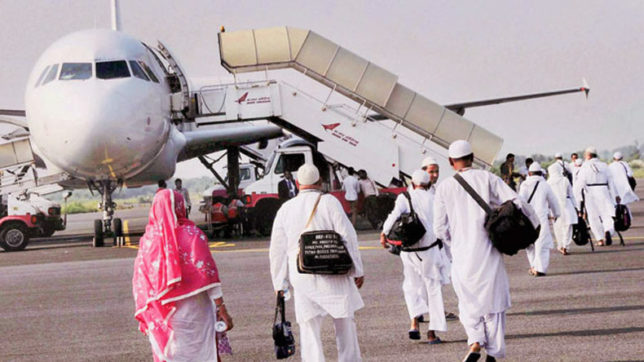 Haj subsidy scrapped; will Modi govt stop 'Hindu appeasement' too?