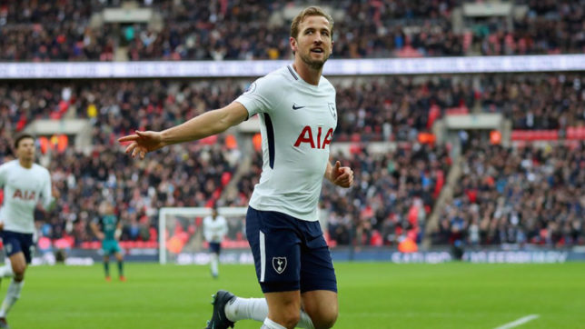 Record breaker Harry Kane leads former Manchester United star Rio Ferdinand's team of the year
