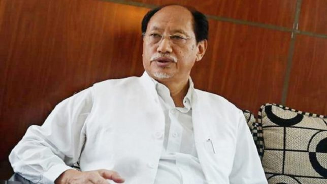 Nagaland polls 2018: Lok Sabha member Neiphiu Rio decides to join new NDPP
