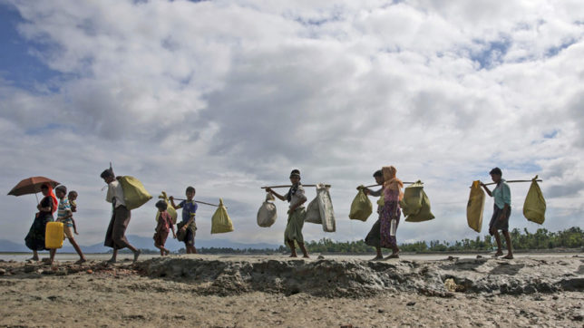 Rohingyas seek safety, citizenship guarantees before repatriation process