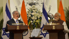 PM Modi invites Israeli defence firms to make in India, both countries pledge to fight terror