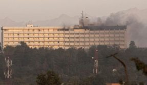 10 killed after gunmen attack Intercontinental Hotel in Kabul